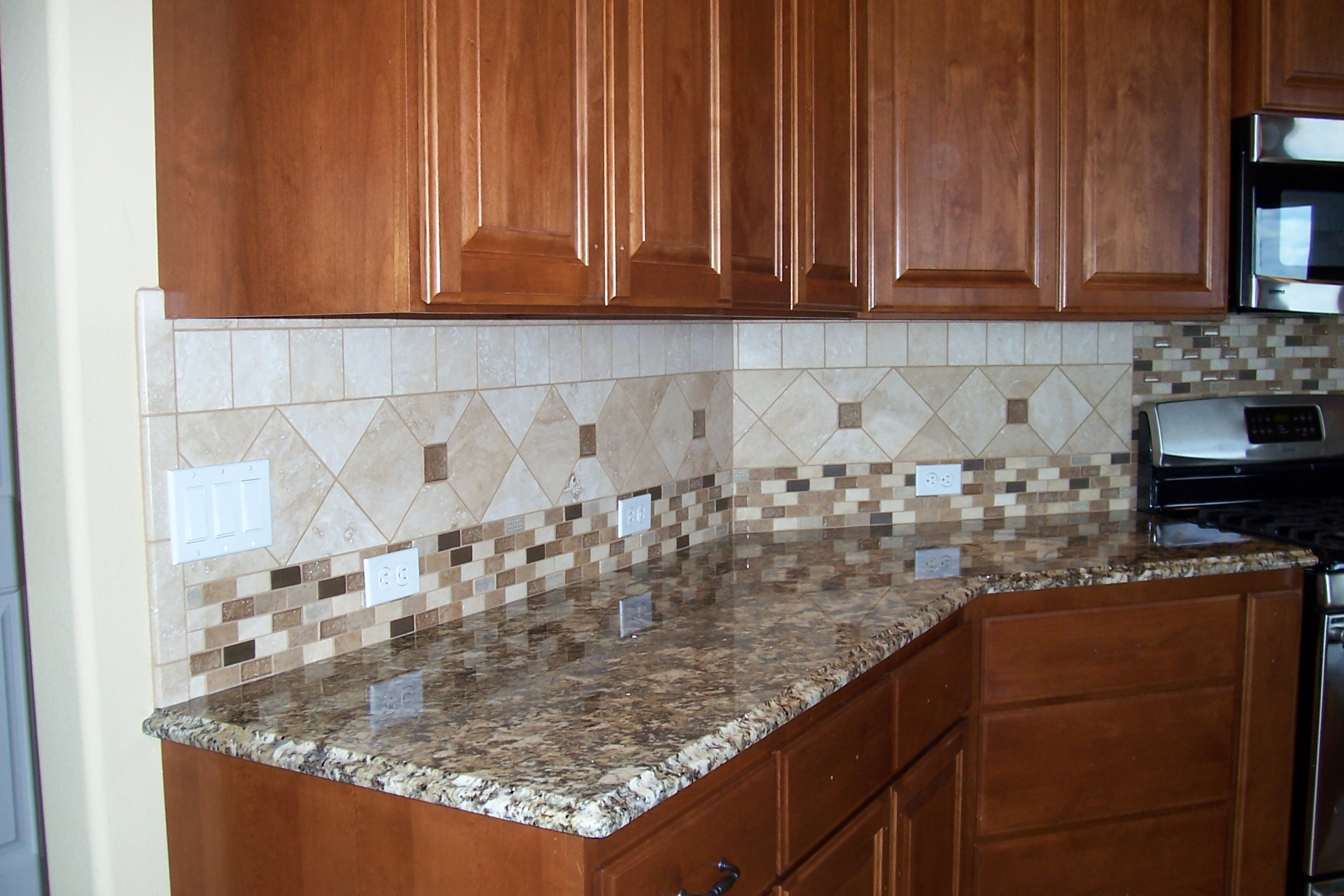 christy 39 s kitchen backsplash 1
