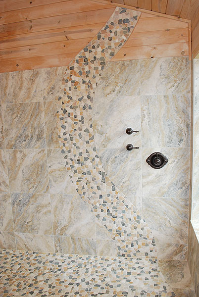 Century Seymor w/ Island Pebbles